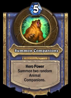 Summon Companions Card Image