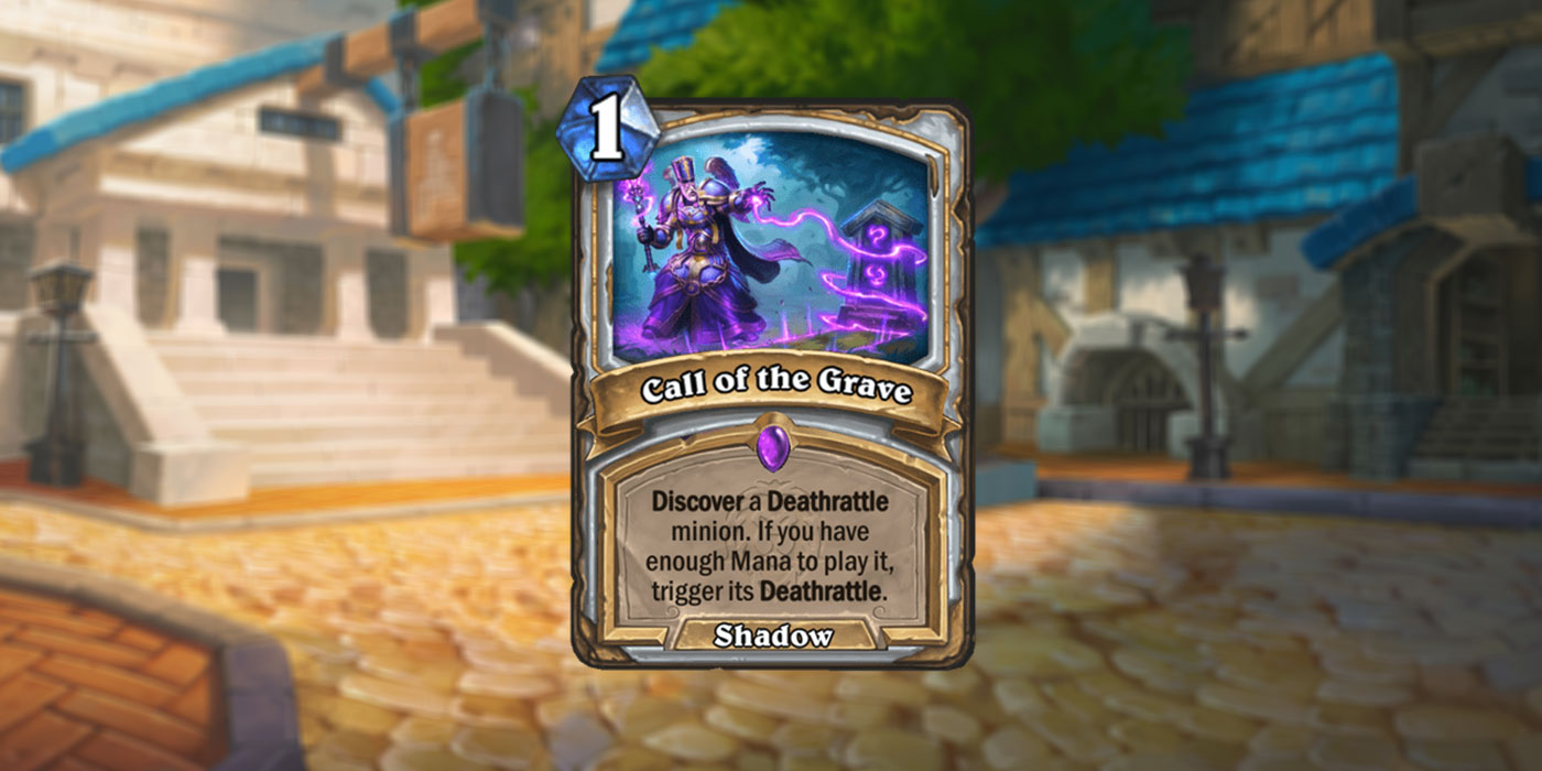 New Priest Spell Revealed for United in Stormwind by Blisterguy - Call of the Grave
