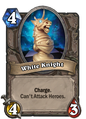 White Knight Card Image