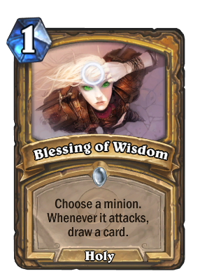 Blessing of Wisdom Card Image