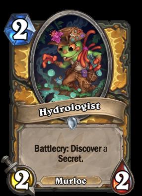 Hydrologist Card Image