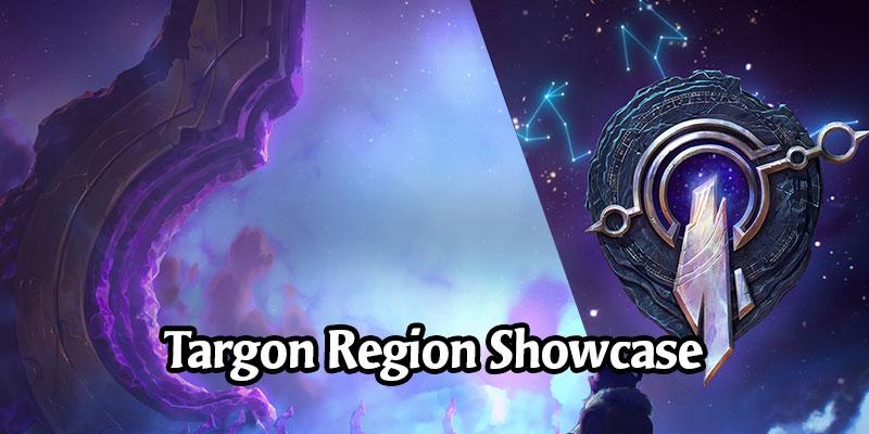 Runeterra's Targon Region Showcase
