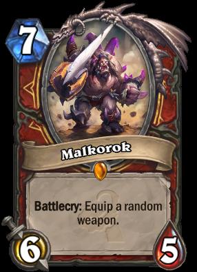 Malkorok Card Image