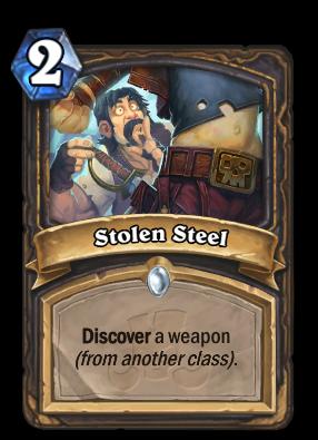 Stolen Steel Card Image