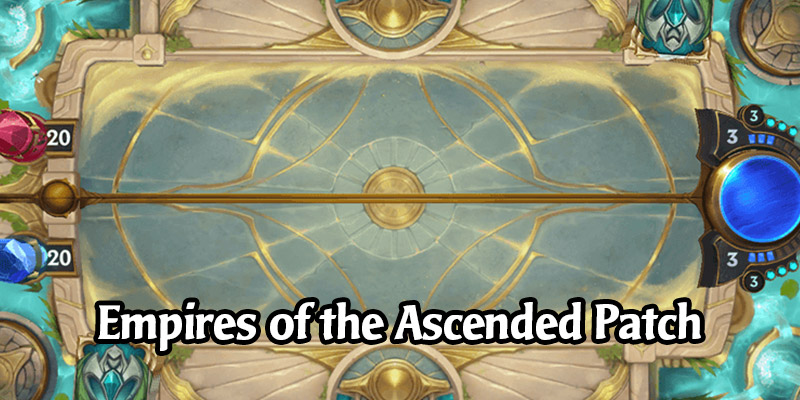 Legends of Runeterra Patch 2.3.0 - Empires of the Ascended! 110 New Cards, Aphelios Nerf, Champion Mastery, & More