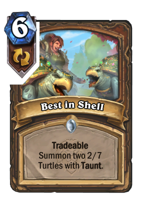 Best in Shell Card Image