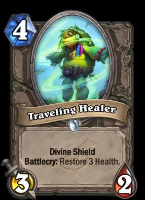 Traveling Healer Card Image