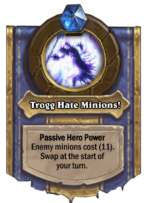 Trogg Hate Minions! Card Image