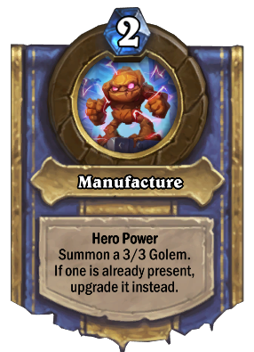 Manufacture Card Image