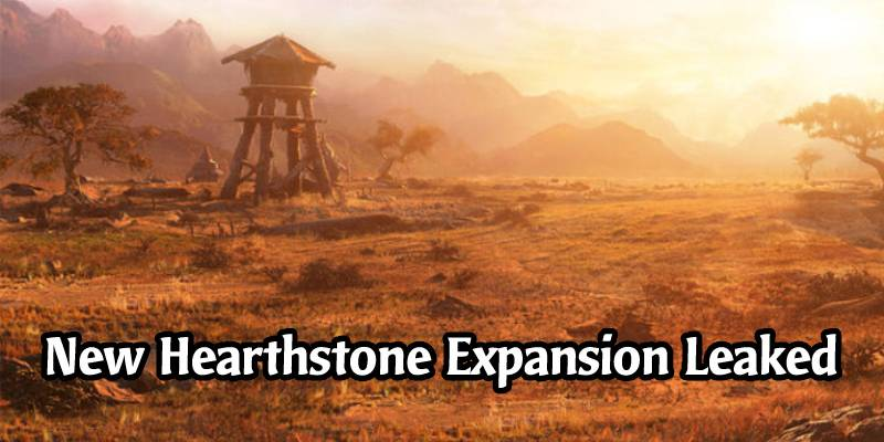 Forged in the Barrens - New Hearthstone Expansion Leaked! Mega Bundle Details, Hamuul Runetotem Hero Portrait & More