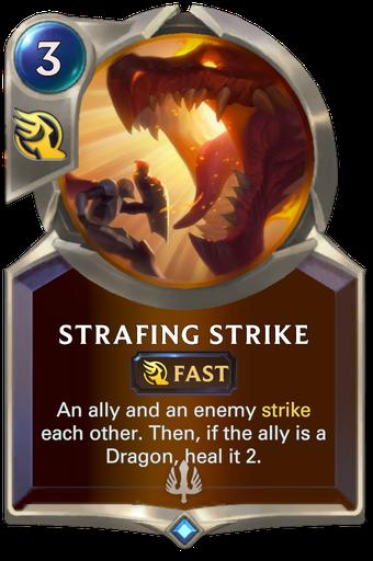 Strafing Strike Card Image