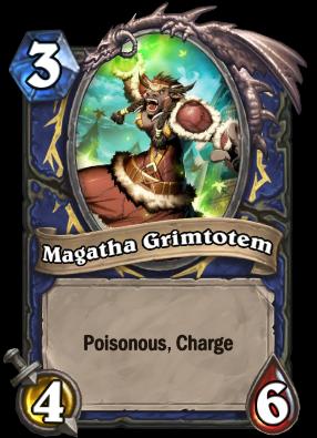 Magatha Grimtotem Card Image