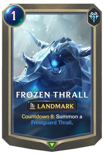 Frozen Thrall Card Image