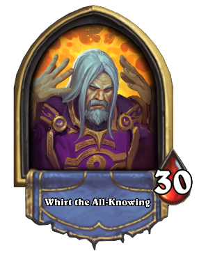 Whirt the All-Knowing Card Image