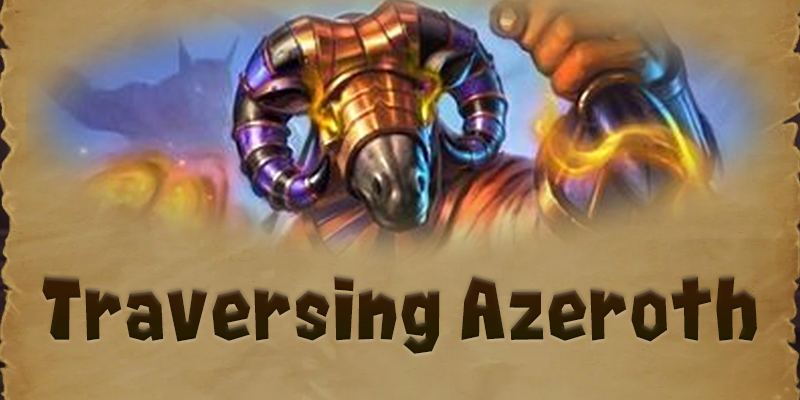 Traversing Azeroth - The History of the Tol'vir