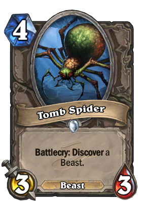 Tomb Spider Card Image