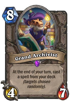 Grand Archivist Card Image