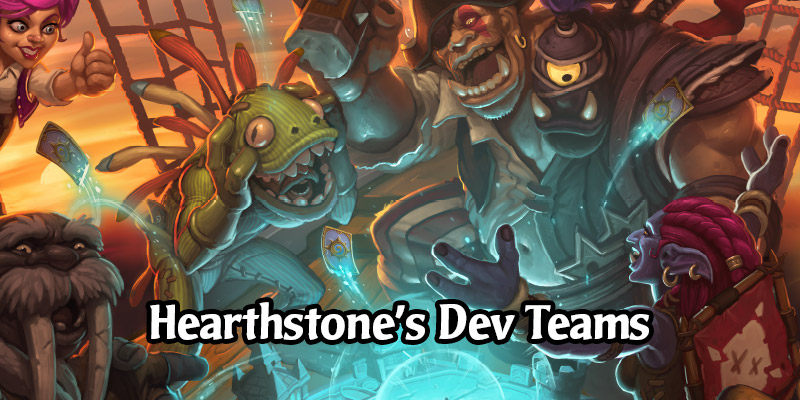 Dean Ayala Details the Different Groups of the Hearthstone Dev Team, Confirms More Battlegrounds Content in the Future