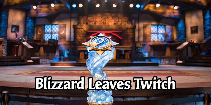 Say Goodbye to Free Hearthstone Packs via Twitch Drops - Esports Moves to YouTube