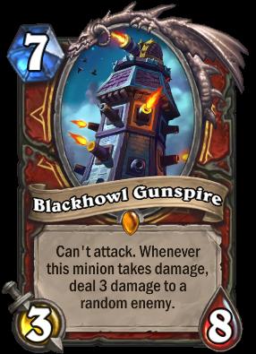 Blackhowl Gunspire Card Image