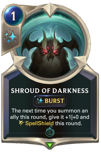 Shroud of Darkness Card Image