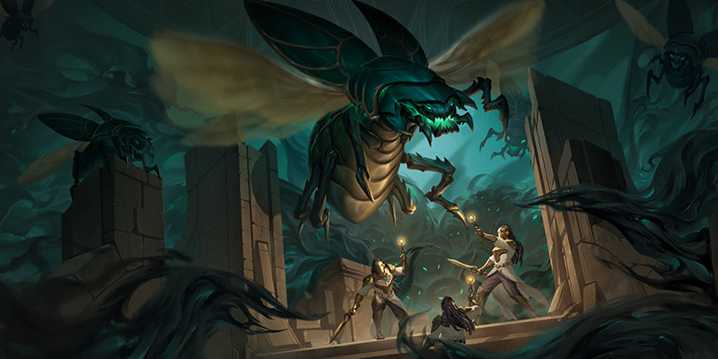 Riot Previews 3 New Cards Coming in the Legends of Runeterra Ruination Event on July 14