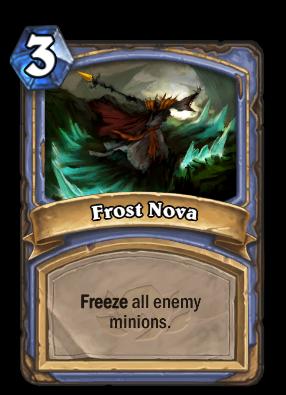 Frost Nova Card Image