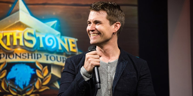 Brian Kibler No Longer Comfortable Casting Grandmasters Finals at BlizzCon, No Involvement Going Forward