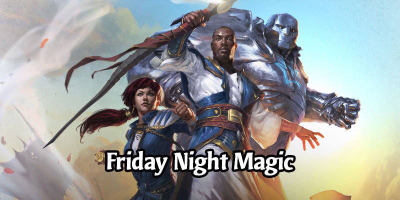 We're Playing Standard Artisan in This Week's Friday Night Magic - No Rares or Mythic Rares Allowed!