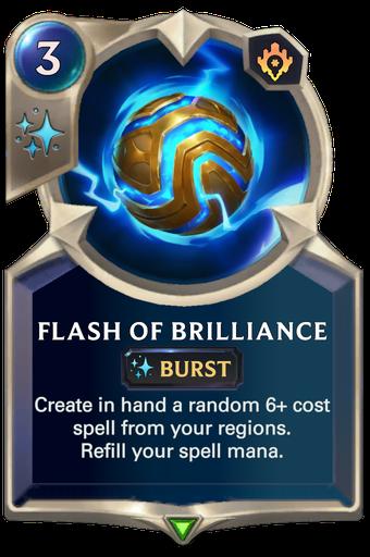 Flash of Brilliance Card Image