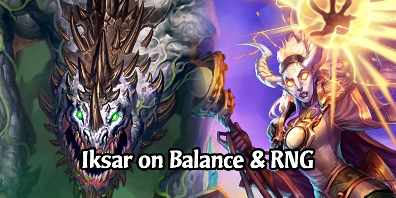 Hearthstone's Iksar Talks Card Balance & RNG - New Patch Coming Before Expansion 2, Possible Dragoncaster & Rogue's Galakrond Changes