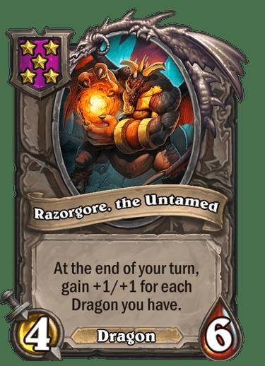 Razorgore, the Untamed Card Image