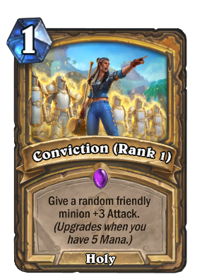Conviction (Rank 1) Card Image