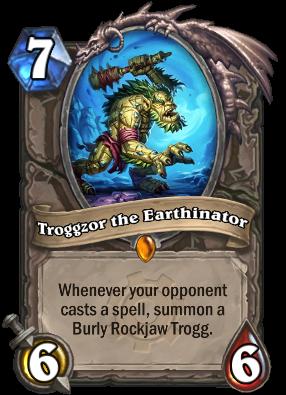 Troggzor the Earthinator Card Image