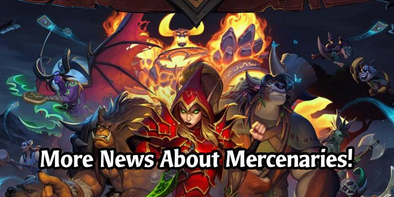 Hearthstone Mercenaries Interview Recap - More Information on Hearthstone's Upcoming Roguelike