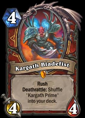 Kargath Bladefist Card Image