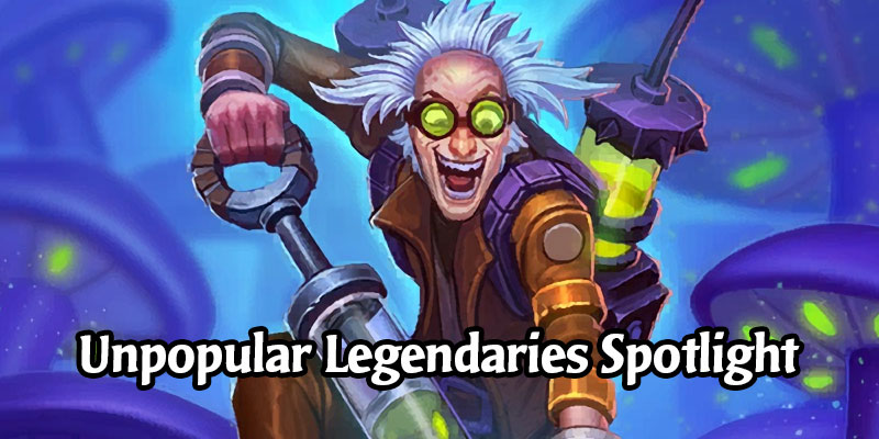 7 Off-Meta Decks Using Unpopular Scholomance Legendaries