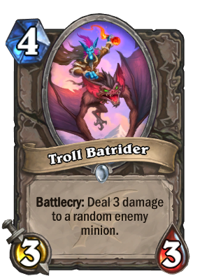 (4) Troll Batrider