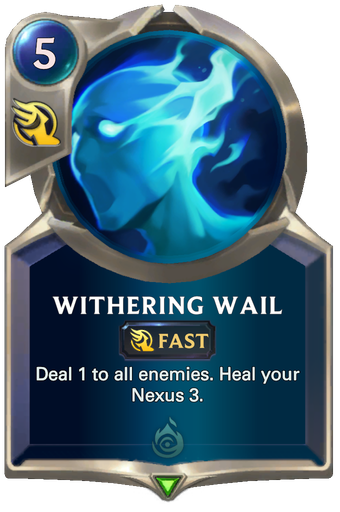 Withering Wail Card Image