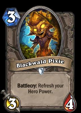 Blackwald Pixie Card Image