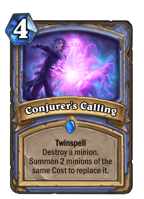 Conjurer's Calling Card Image