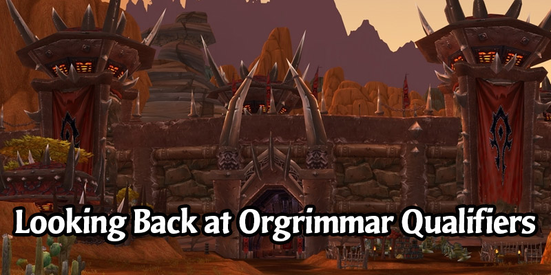 Looking Back at the Qualifiers for Masters Tour Orgrimmar - Interesting Stories, Varied Metas, Curious Picks