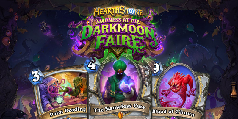 Our Thoughts on Hearthstone's Madness at the Darkmoon Faire Priest Cards