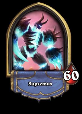 Supremus Card Image