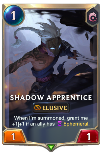 Shadow Apprentice Card Image