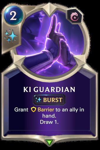 Ki Guardian Card Image