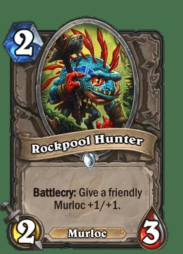 Rockpool Hunter Card Image