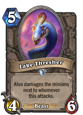 Lake Thresher Card Image