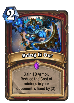 Bring It On! Card Image