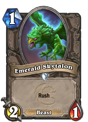 Emerald Skytalon Card Image